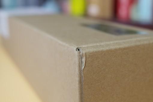 こんな箱が届いた・・・
